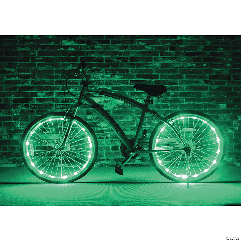 Wheels Brightz: Green Image Thumbnail