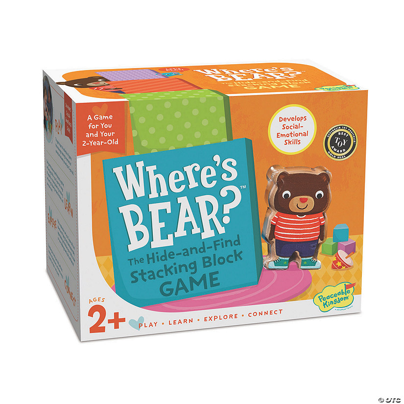 Where's Bear? Image Thumbnail