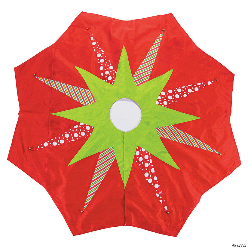 Whimsical Christmas Tree Skirt Audio Thumbnail
