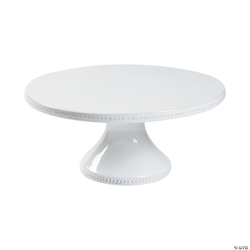White Ceramic Cake Stand Audio Thumbnail
