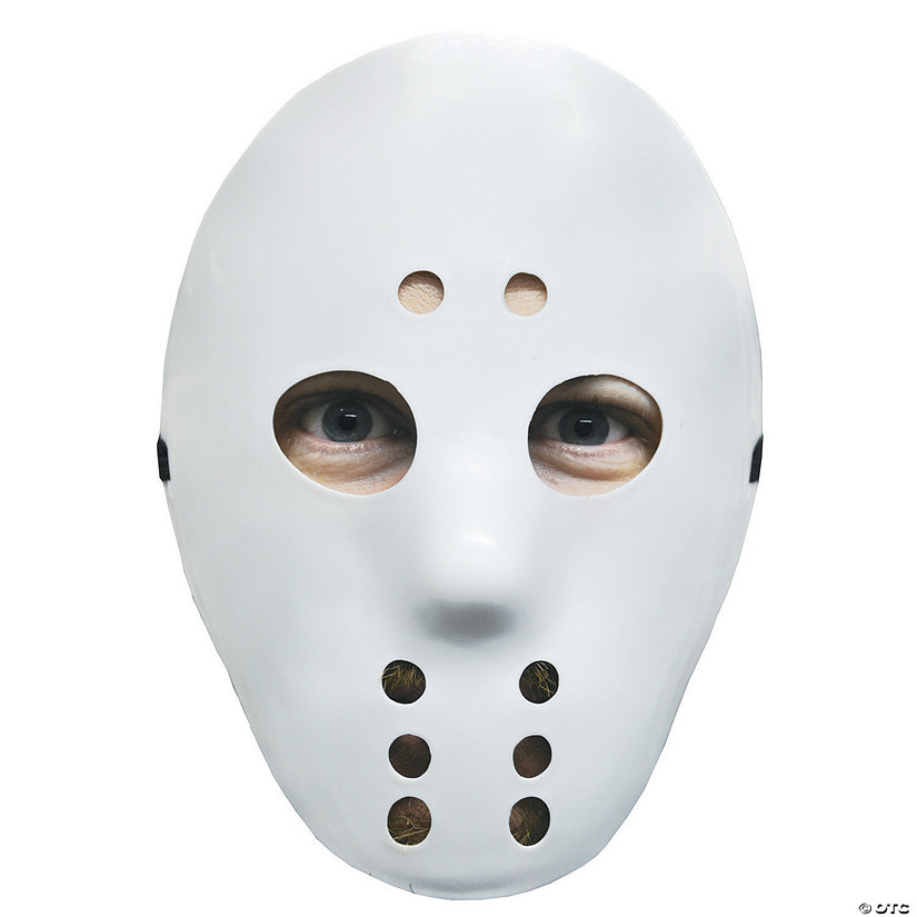 White Hockey Mask Audio Thumbnail