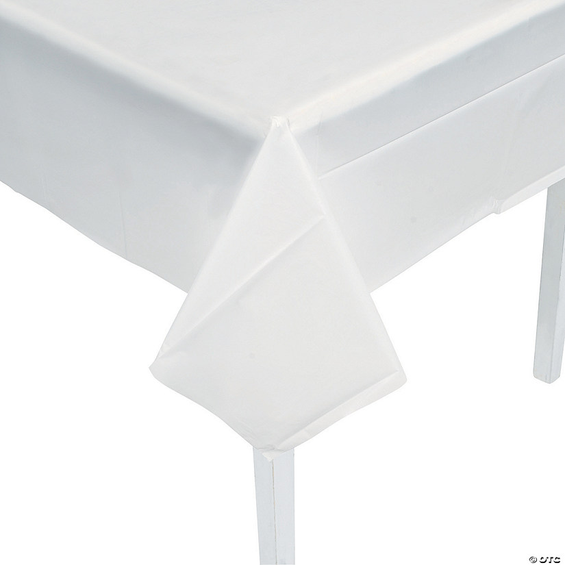 White Plastic Tablecloth Audio Thumbnail