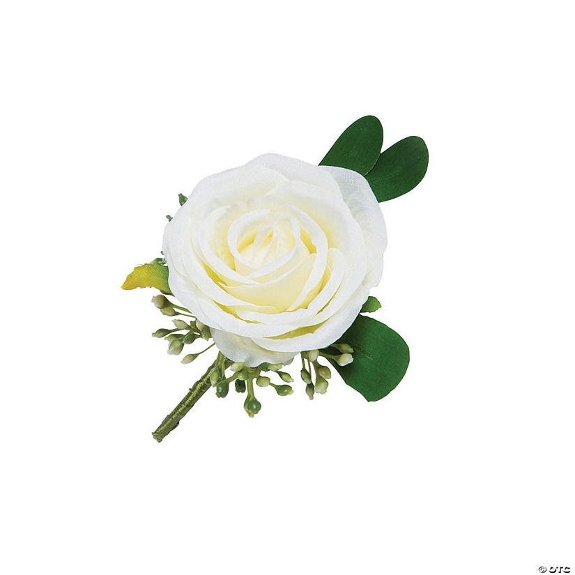 White Rose Boutonnieres Audio Thumbnail