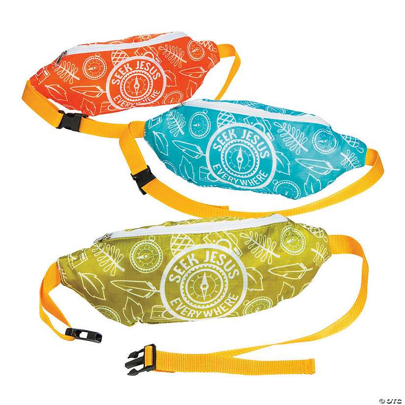 Wild Encounters VBS Fanny Packs