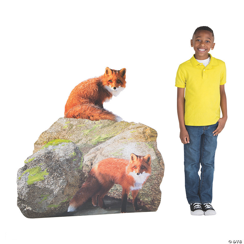 Wild Encounters VBS Fox Cardboard Stand-Up Audio Thumbnail