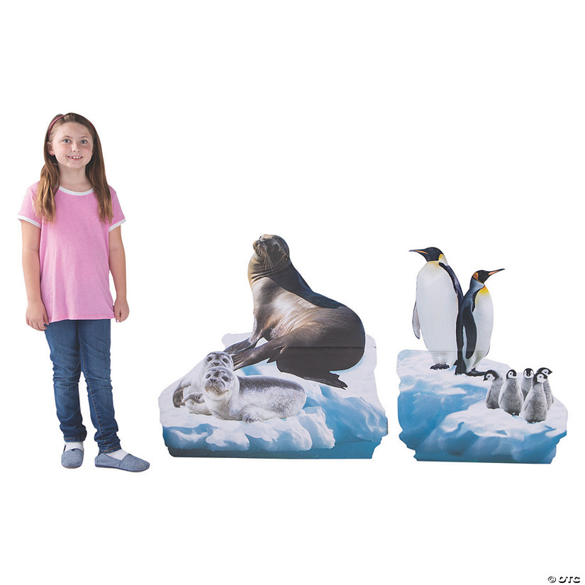 Wild Encounters VBS Iceberg Cardboard Stand-Ups Audio Thumbnail