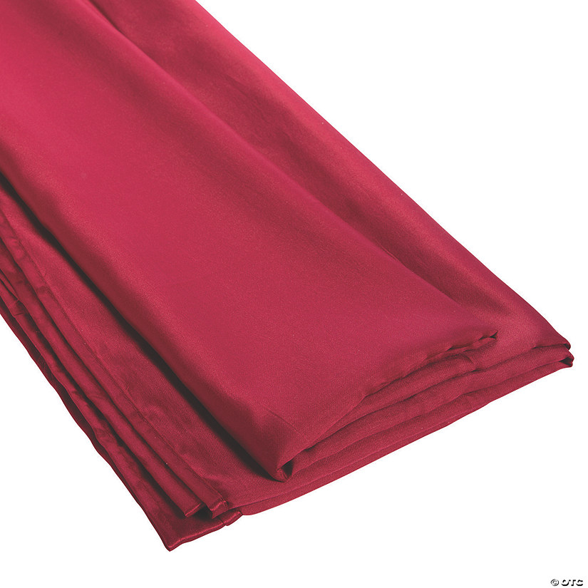 Wine Draping Fabric Roll Audio Thumbnail