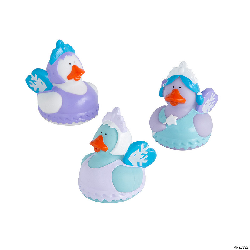 Winter Fairy Rubber Duckies Audio Thumbnail