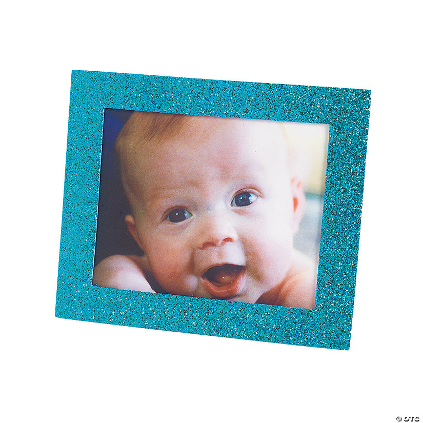 Winter Glitter Picture Frames Discontinued