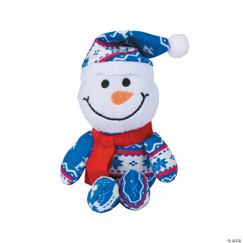 Winter Plush Snowmen Audio Thumbnail
