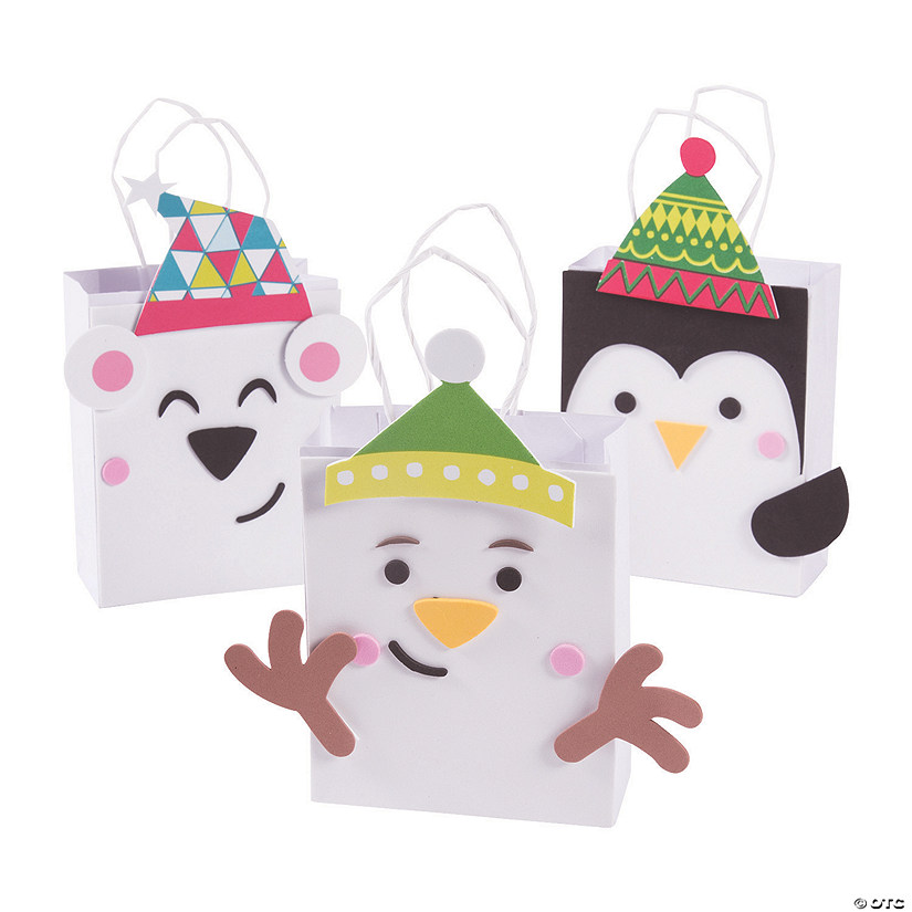 Winter Treat Bag Craft Kit Audio Thumbnail