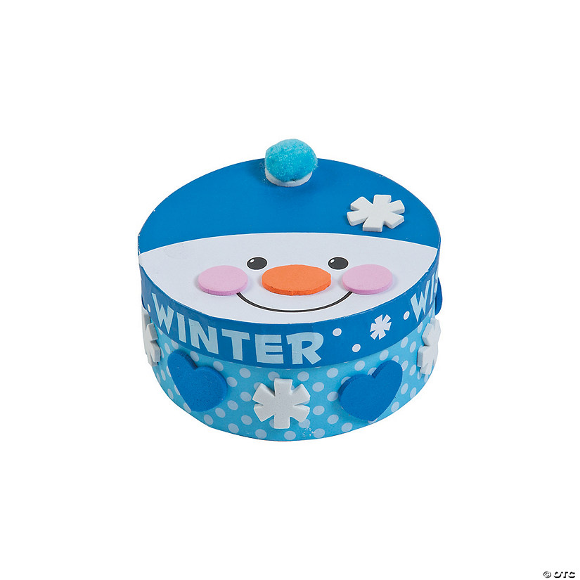 Winter Wishes Box Craft Kit Audio Thumbnail