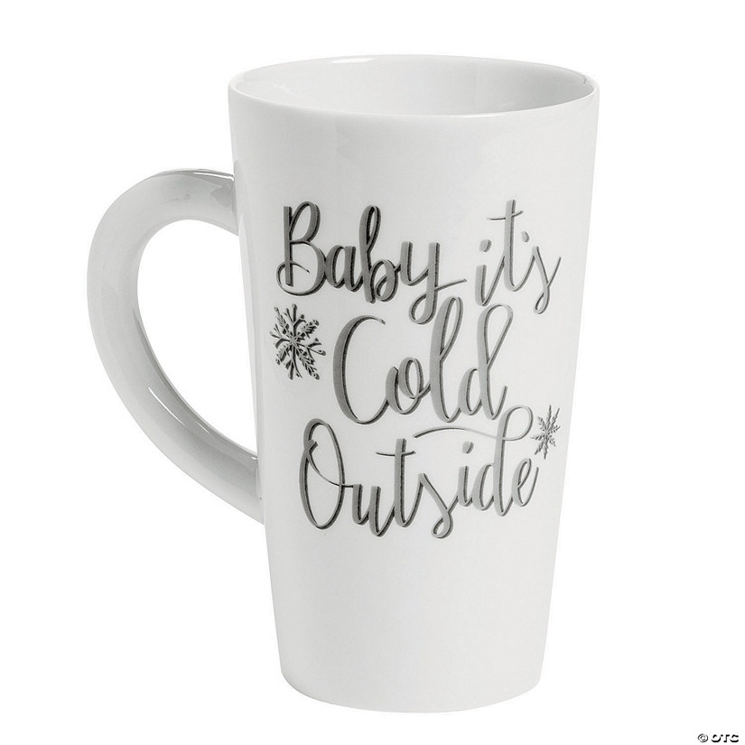 Winter Wonderland Ceramic Coffee Mugs Audio Thumbnail