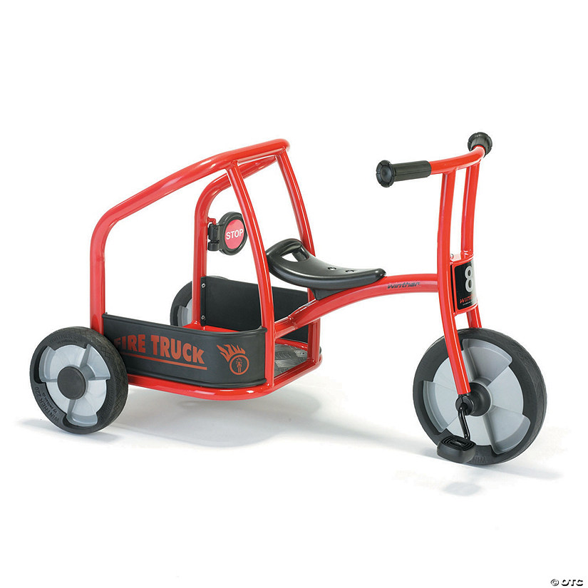 Winther Fire Truck Tricycle Image Thumbnail