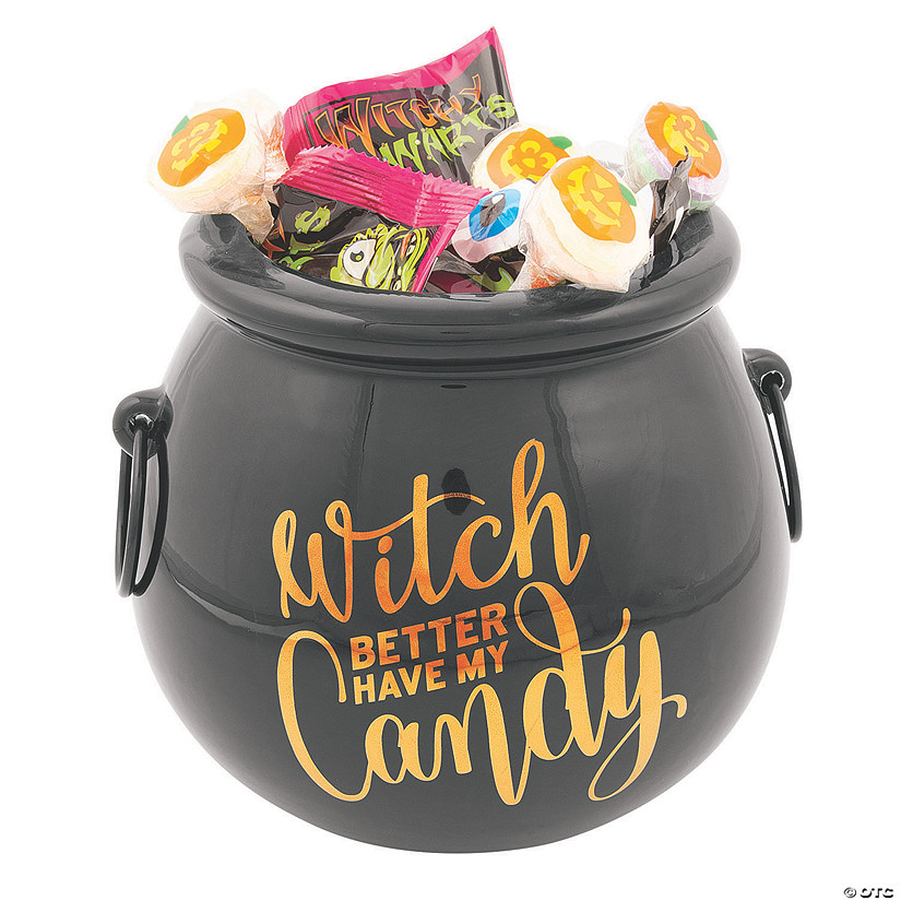 Witch Better Have My Candy Ceramic Bowl Image Thumbnail