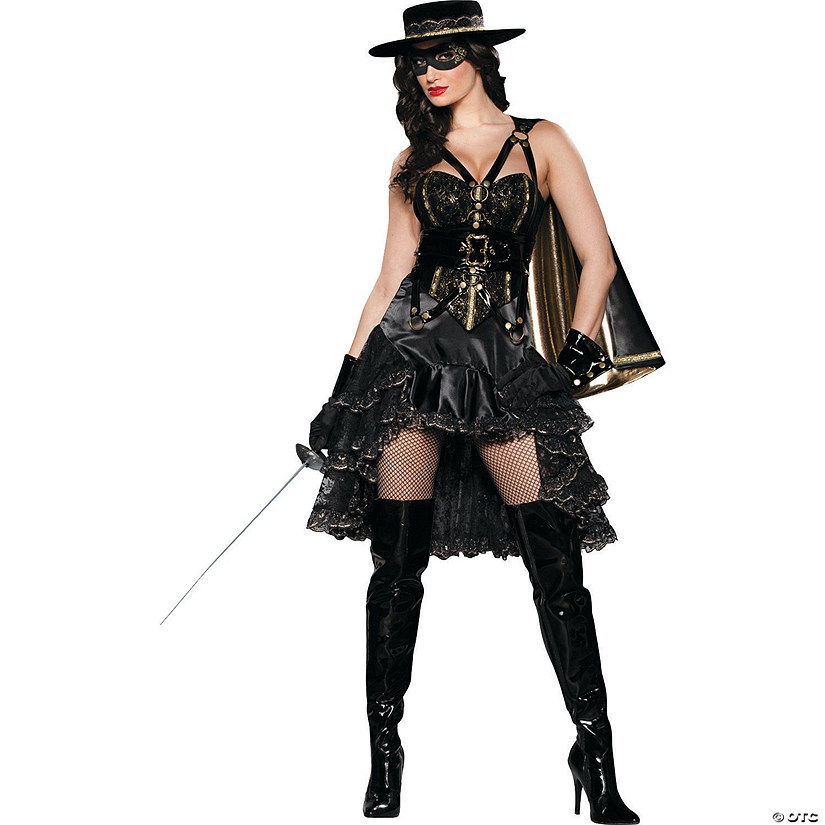 Women's Bandita Costume