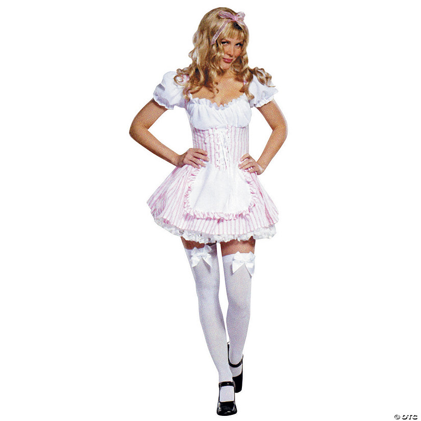 Women's Candy Striper Costume Audio Thumbnail