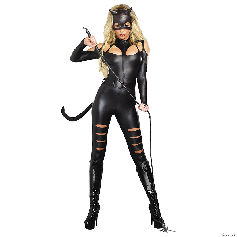 Women's Cat Fight Costume Audio Thumbnail