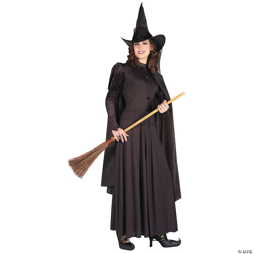 Women's Classic Witch Costume Audio Thumbnail