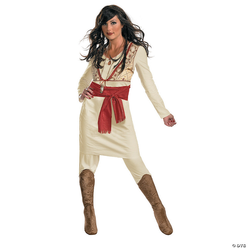 Women's Deluxe Prince of Persia™ Princess Tamina Costume