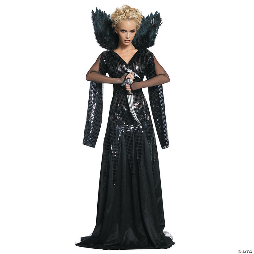 Women's Deluxe Snow White & the Huntsman™ Queen Ravenna Costume Audio Thumbnail