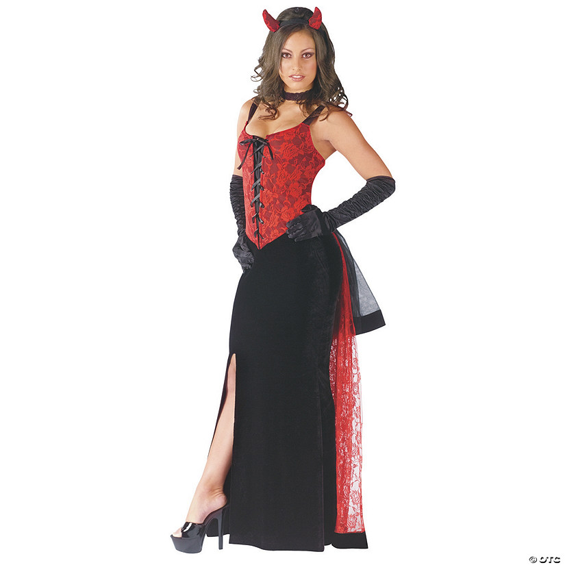 Women's Devil's Kiss Costume