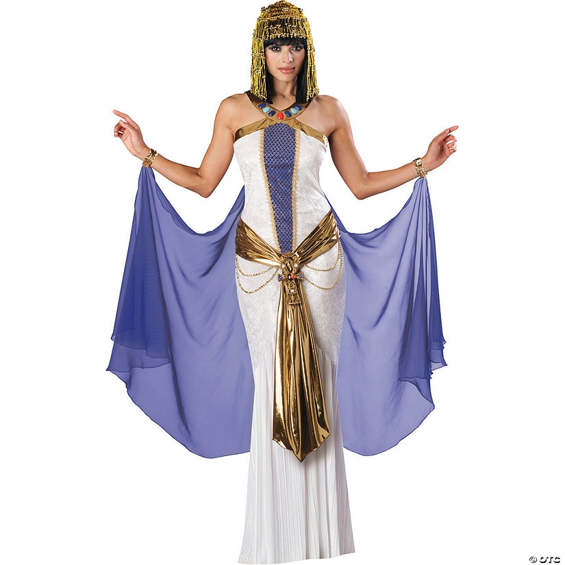 Women's Elite Jewel of the Nile Costume Audio Thumbnail