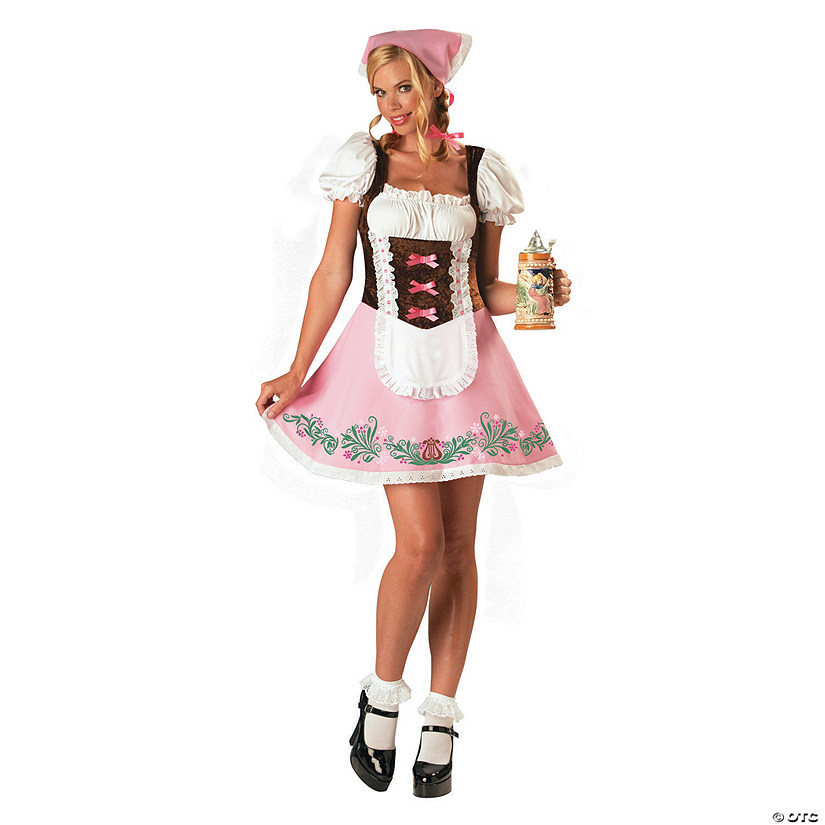 Women's Fetching Fraulein Costume