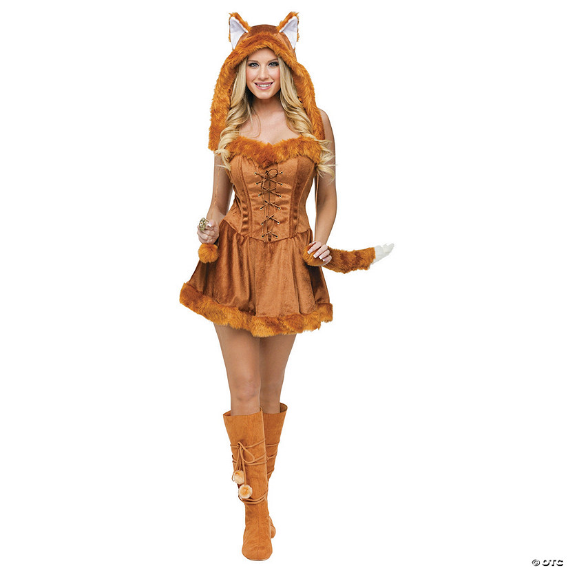 Women's Foxy Lady Costume