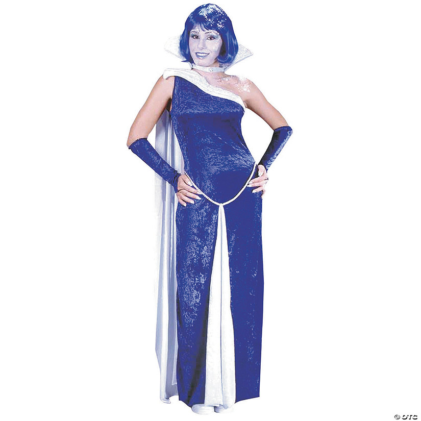 Women's Frost Bite Ice Queen Costume