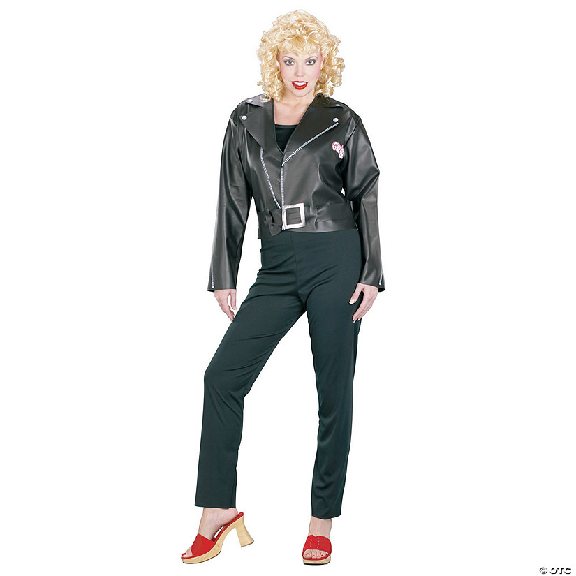 Women's Grease™ Cool Sandy Costume Audio Thumbnail