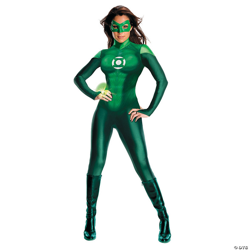 Women's Green Lantern™ Costume Audio Thumbnail