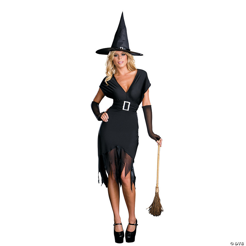 Women's Hocus Pocus Witch Costume Audio Thumbnail