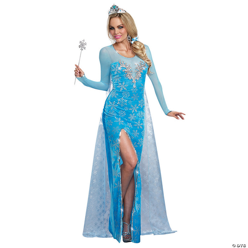 Women's Ice Queen Costume