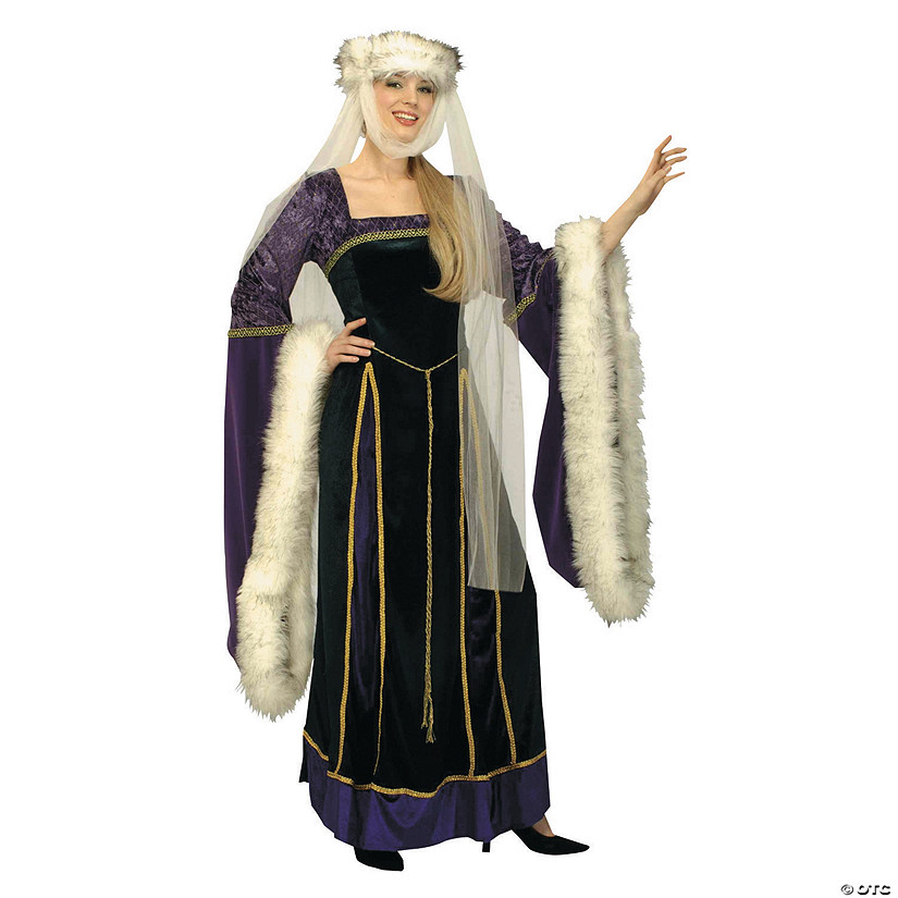 Women's Medieval Lady Costume