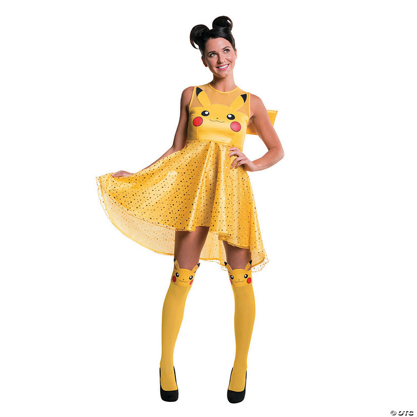 Women's Pikachu Costume Audio Thumbnail