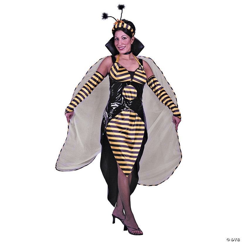Women's Queen Bee Costume
