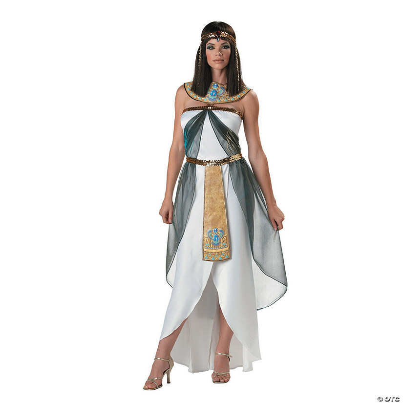 Women's Queen of the Nile Costume Audio Thumbnail