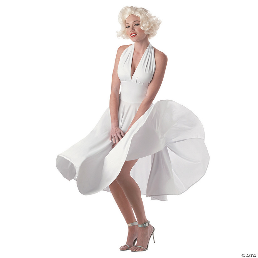 Women's Sexy Marilyn Monroe Costume