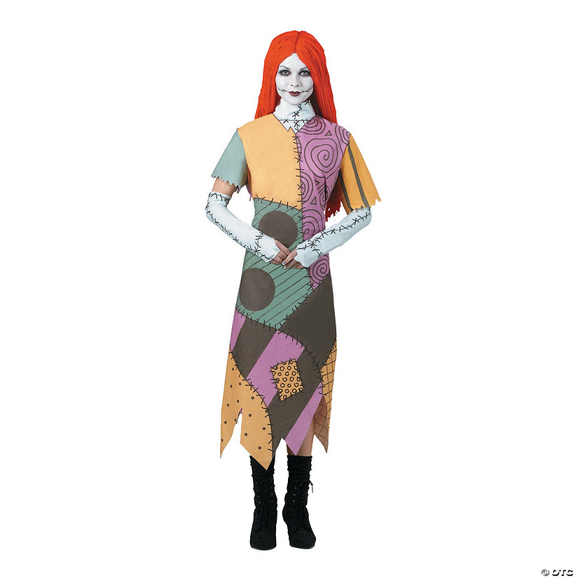 Women's The Nightmare Before Christmas™ Sally Costume Audio Thumbnail