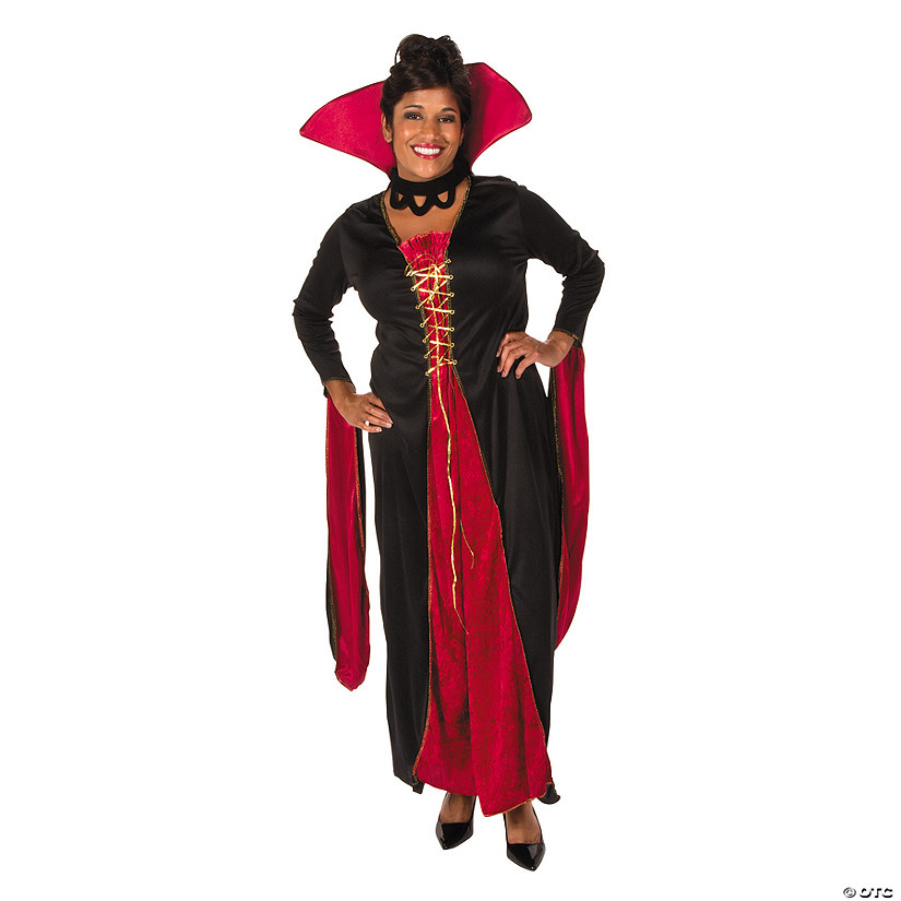 Women's Victorian Vampiress Costume