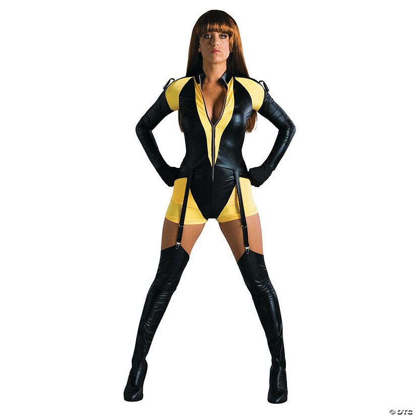Women's Watchmen™ Silk Spectre Costume
