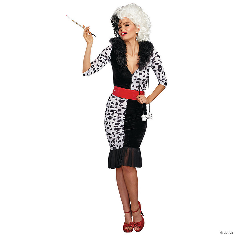 Women's Dalmatian Diva Dress Audio Thumbnail
