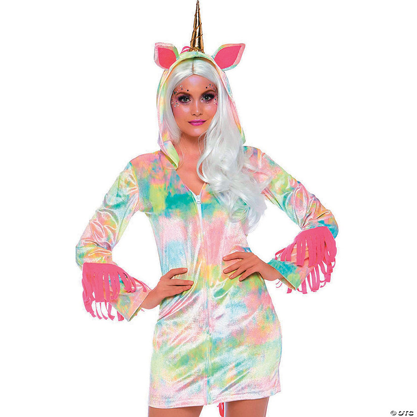 Women's Enchanted Unicorn Costume Audio Thumbnail