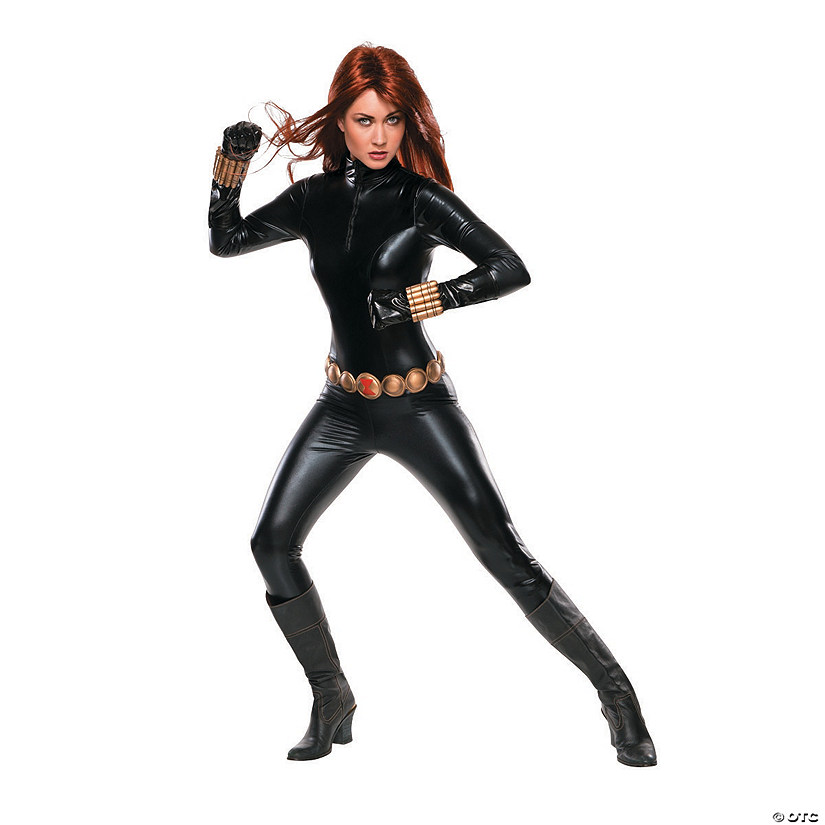 Women's Grand Heritage Black Widow Costume Audio Thumbnail