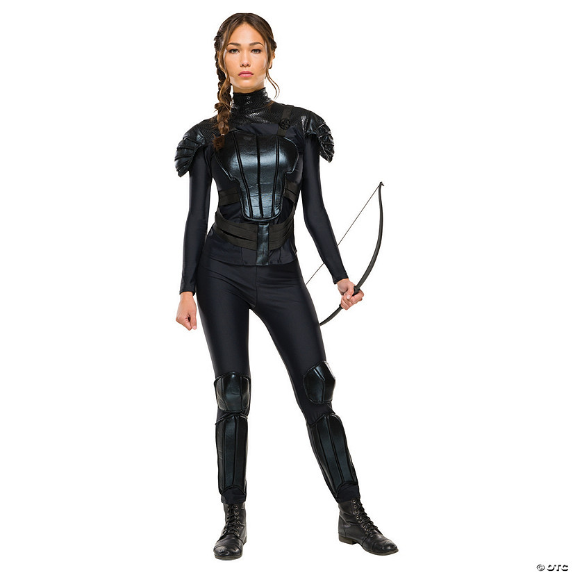 Women's Hunger Games Katniss Everdeen Costume