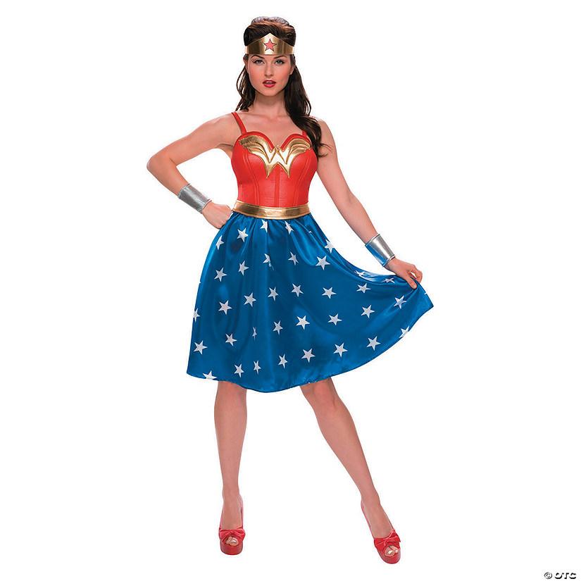 Wonder Woman Long Skirt