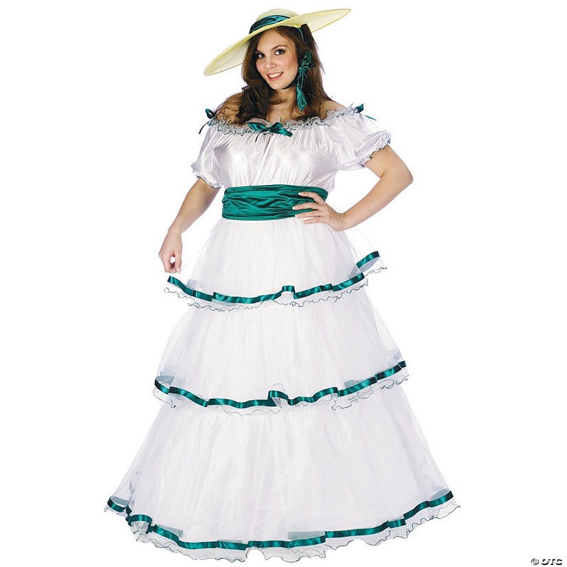Women's Plus Size Southern Bell Costume - XXL Audio Thumbnail