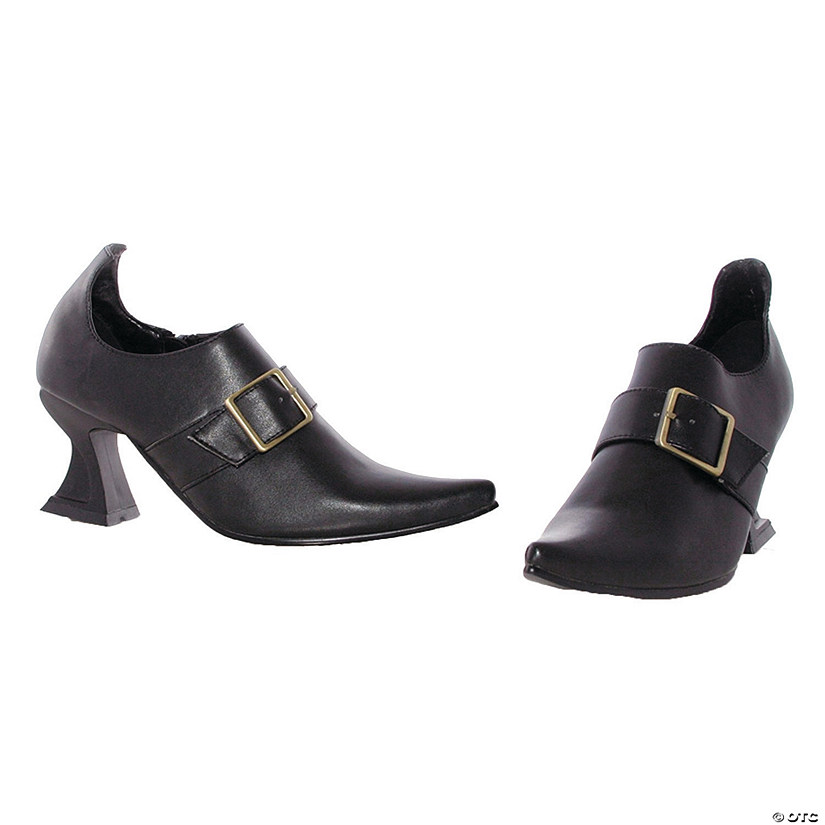 Women's Witch Shoes with Buckle Audio Thumbnail