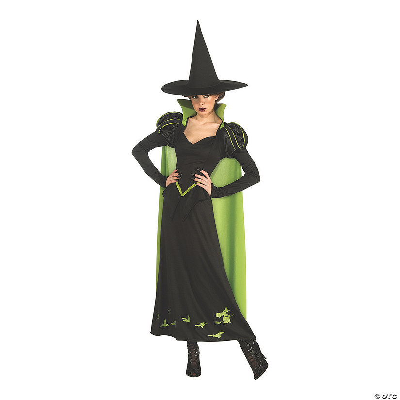 Women's Wizard of Oz™ Wicked Witch of the West Costume - Large Audio Thumbnail